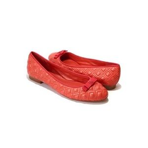 New Tory Burch   Marion Quilted Ballet Flat 10